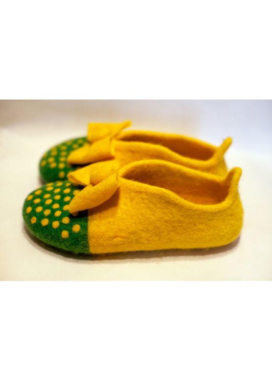 Купити онлайн Жовті жіноче взуття для дому недорого по ціні 733 грн ... 31eb42f97121e