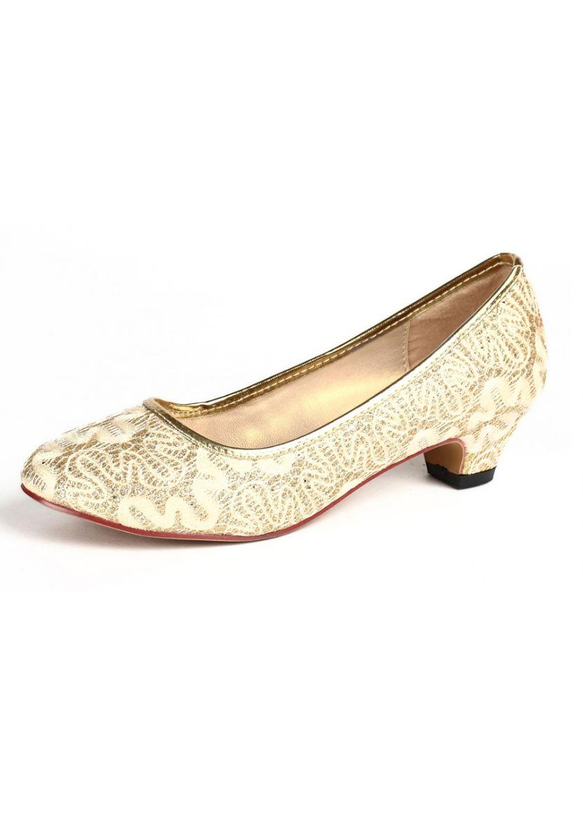 Купити онлайн жіноче взуття для дому золотого кольору недорого по ... 435a2fe08a345