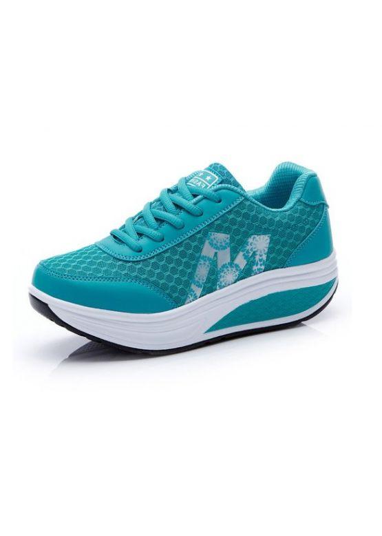Женские кроссовки на платформе заказать online