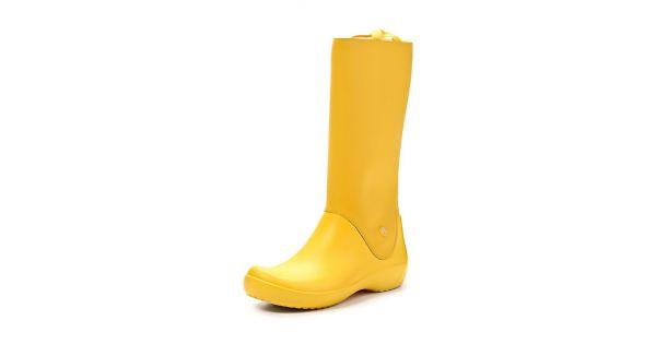 Купити онлайн Жовті жіночі гумові чоботи недорого по ціні 733 грн. Модель  Nanette в інтернет-магазині Shoester 8a25e15697a94