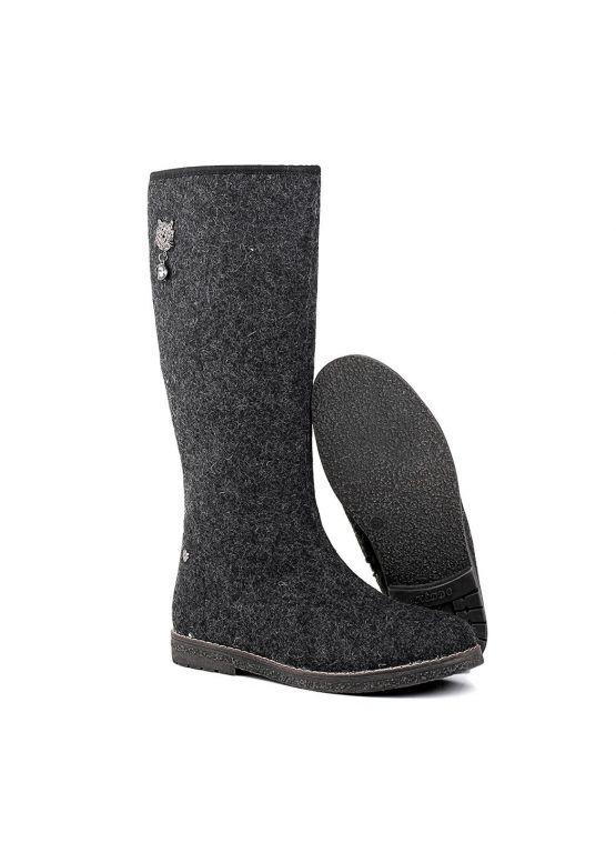 Купити онлайн Войлочні жіночі чобітки недорого по ціні 733 грн ... 1d266c3d138c3