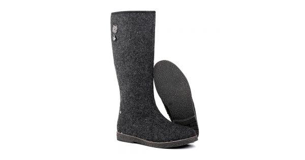 Купити онлайн Войлочні жіночі чобітки недорого по ціні 733 грн. Модель  Hajjam в інтернет-магазині Shoester 76844345e3fb6