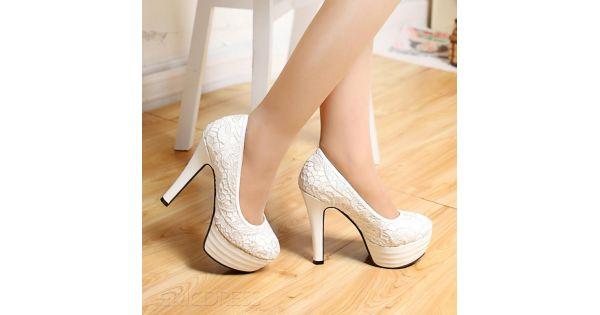 Купити онлайн Білі жіночі туфлі недорого по ціні 733 грн. Модель Nora-Susan  в інтернет-магазині Shoester 1d2af6c3943d8