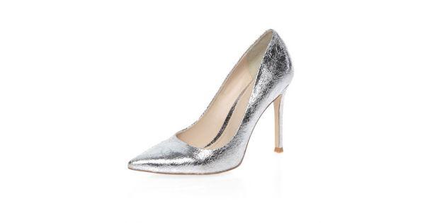Купити онлайн жіночі туфлі срібного кольору недорого по ціні 733 грн. Модель  Nola-Sue в інтернет-магазині Shoester 334cadaf8d382